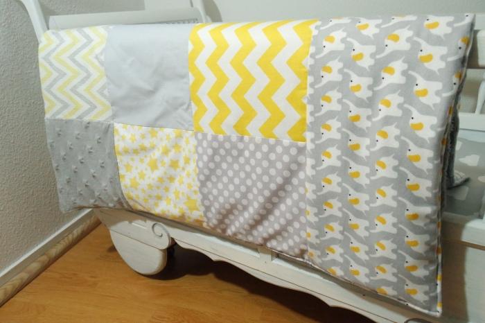 coupon tissu patchwork